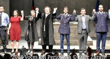"""Por primera vez en México: """"Terror"""" de Ferdinand Von Schirach, llega al Teatro Helénico"""