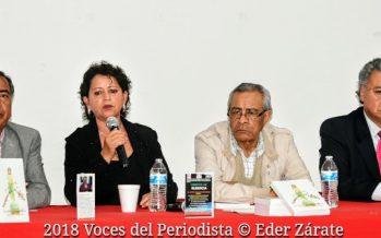 """Se presentó el libro """"Tiempos de Injusticia. El Cartel de los In-Morales"""" de María de Jesús Camacho Sánchez"""