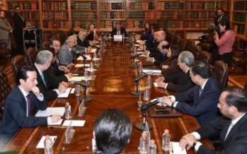 Este lunes iniciará transición con reunión de gabinetes de Peña Nieto y López Obrador