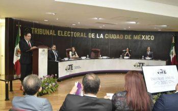 Tribunal exonera a Delegación Coyoacán y al PRD, de agresión contra Sheinbaum