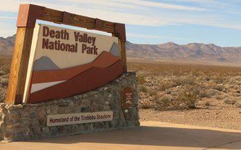 El Valle de la Muerte marca el mes más caluroso jamás registrado