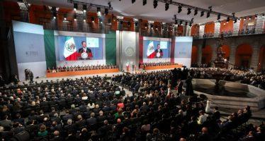 Peña Nieto desea el mayor de los éxitos a López Obrador en su gestión