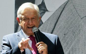 Todo lo que ayude a la concordia, es bueno para México: López Obrador