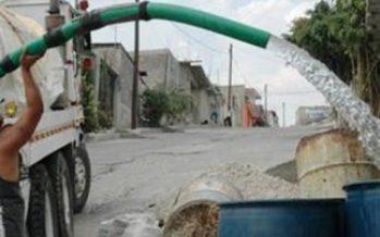 Abastecerán con pipas de agua a Iztapalapa por trabajos en Cutzamala