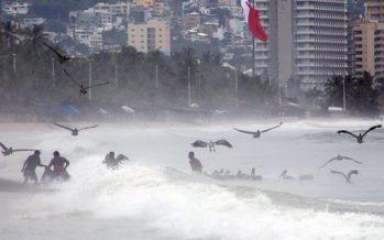 Alertan a Michoacán y Guerrero por tormentas fuertes en próximas horas
