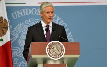 Alfredo del Mazo refrenda compromiso para trabajar con nuevo Congreso mexiquense