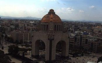 Amanece el valle de México con calidad del aire regular