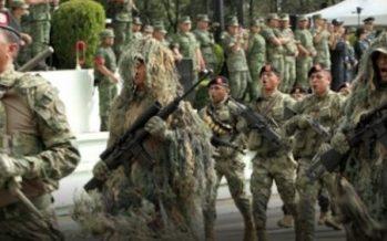 Aplicarán cortes viales en la Ciudad de México por desfile militar