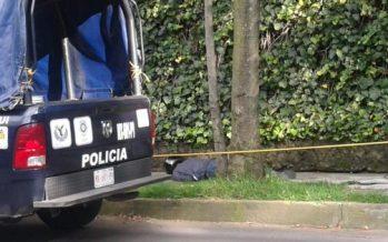 Balacera en colonia Lomas de Chapultepec deja una persona muerta