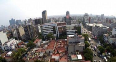 Buena la calidad del aire en casi todo el Valle de México