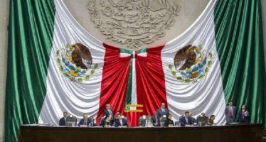 Reanudan Sesión de Congreso General tras recibir Informe