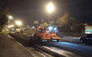 Cerrarán carriles centrales de Calzada Zaragoza por mantenimiento