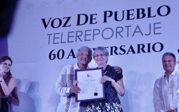 Con perseverancia se logrará la cuarta transformación: López Obrador