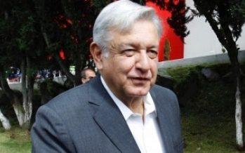 Continuarán las obras del tren México-Toluca, confirma López Obrador