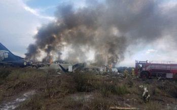 Causas meteorológicas provocaron accidente en aeropuerto de Durango