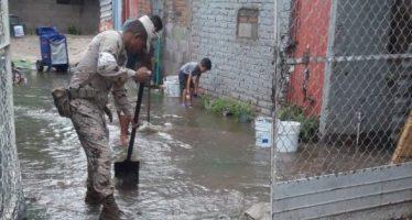 De la emergencia por lluvias, Sinaloa pasa a la reconstrucción