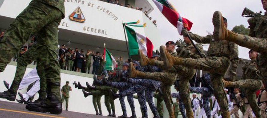 Desfile Militar ocasionará cortes viales en primer cuadro de la capital
