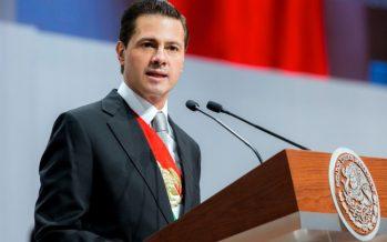 Gobierno deja a próxima administración fortalezas sociales y económicas: Peña Nieto