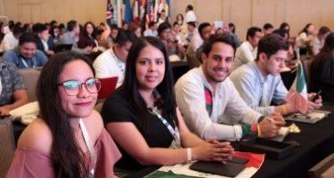 Encuentro Jóvenes hacia 2030 contribuye a cumplir con agenda de la ONU