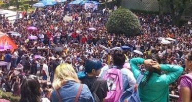 Estudiantes del CCH Azcapotzalco inician su asamblea