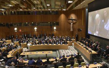 Firman 130 países en ONU declaración sobre drogas impulsada por Trump