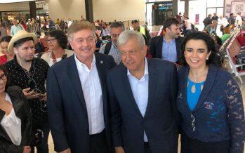 Gobernador y López Obrador acuerdan acciones a favor de bajacalifornianos