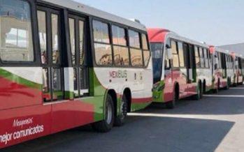 Gobierno mexiquense invierte 300 mdp para renovar Línea 1 de Mexibús