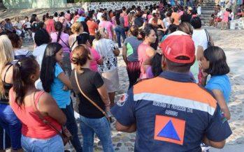 Guerrero está listo para participar en simulacro nacional de sismo