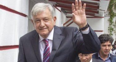 López Obrador inicia gira de agradecimiento por Nayarit y Sinaloa