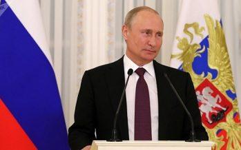 López Obrador invita a Putin a toma de mando
