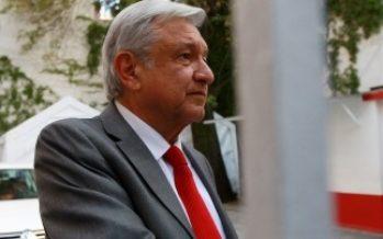 López Obrador sostiene encuentro con gobernadores del norte de México