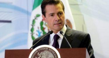 México consolidó una sociedad de derechos y libertades, afirma Peña Nieto