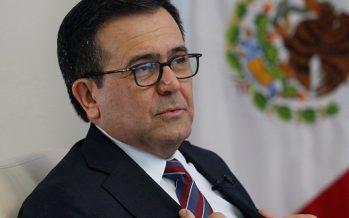 México firmaría carta paralela contra aranceles al acero y aluminio antes de pactar TLCAN