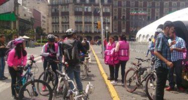 Mañana, Centro Histórico será peatonal en el Día Mundial sin Auto