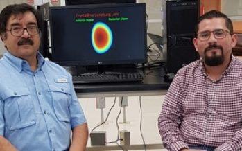 Mexicanos marcan tendencia futura de la investigación en óptica visual