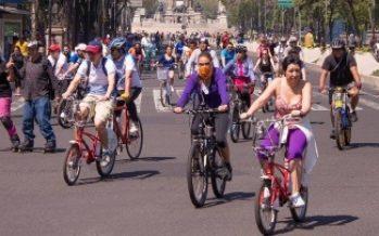 Muévete en Bici suspende actividades por Desfile Militar
