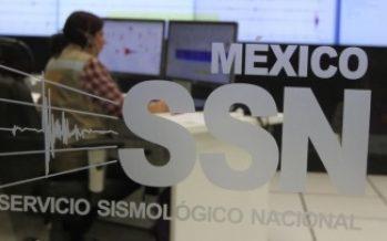 Ocurre sismo de magnitud 4.1 al suroeste de El Fuerte, Sinaloa