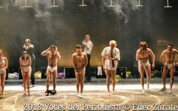 La conmemoración de la Olimpiada Cultural de 1968 llega al Teatro del Bosque, Julio Castillo