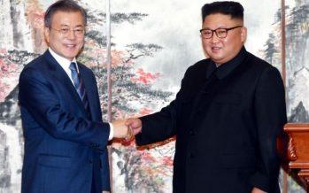 Pacta Kim acuerdos de desnuclearización en la Declaración de Septiembre