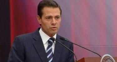 Peña Nieto destaca avance en restauración de patrimonio cultural dañado por sismos