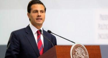 Peña Nieto felicita a comunidad judía por año nuevo