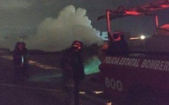 Pemex cierra ducto de gas en Puebla luego de fuga por toma clandestina
