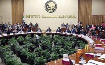 Pierden registro Encuentro Social y Nueva Alianza, confirma el INE