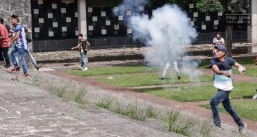 Condena López Obrador la agresión porril a estudiantes del CCH
