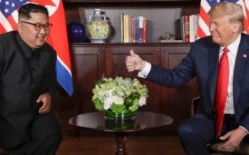 Presidente surcoreano apoya nueva cumbre Kim-Trump