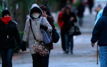 Primer frente frío de la temporada afectará el norte y noreste del país