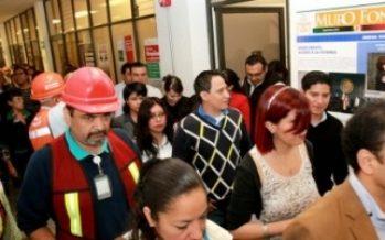 Protección Civil de Querétaro llama a participar en simulacro de sismo