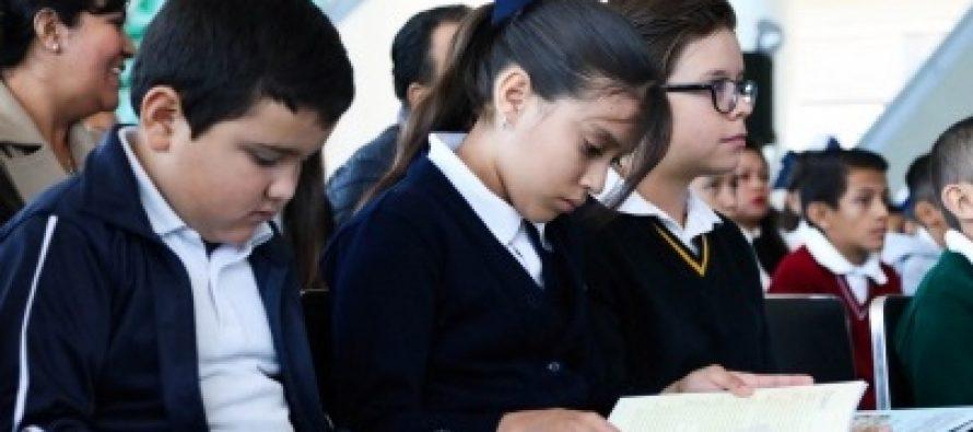 Reanudan clases 95 escuelas ubicadas en zona afectada por fuga de gas