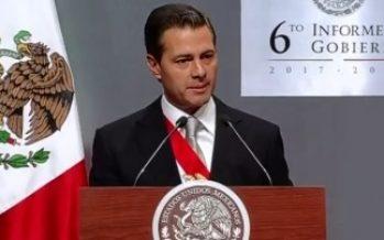 Reforma evitó a educación seguir como rehén de intereses particulares, señala Peña Nieto