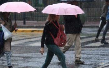 Se mantiene ambiente lluvioso en la mayor parte del país